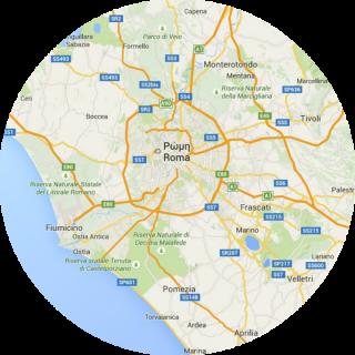 google maps Rome Italy