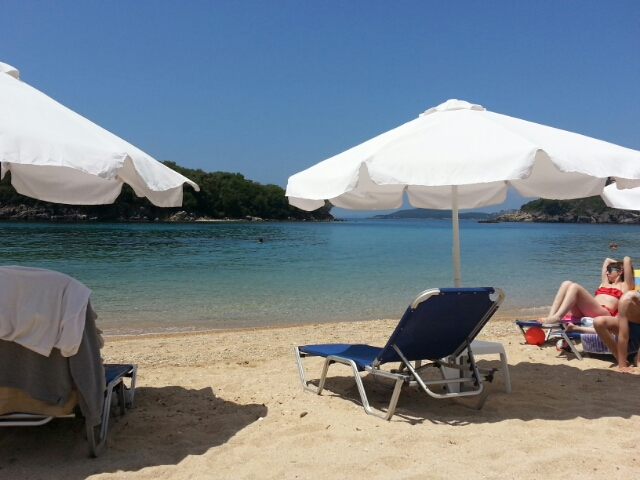 Beach Agia Paraskevi photo
