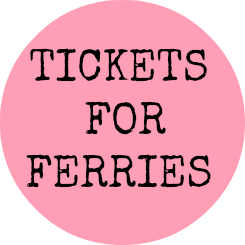 Tickets for ferries