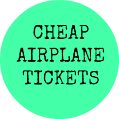 cheap airplane tickets