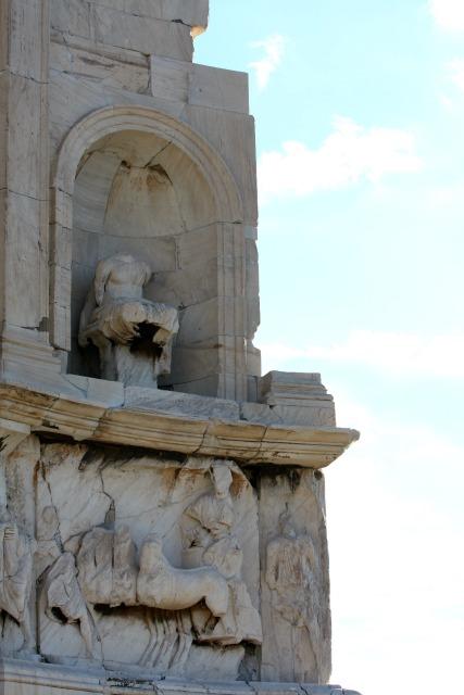 Filopappou monument