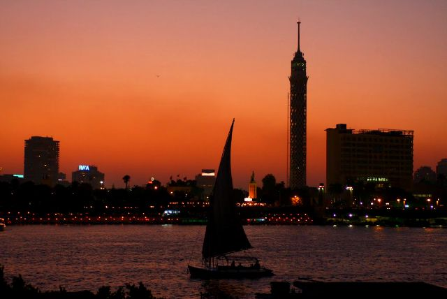 Nile, Cairo, Egypt