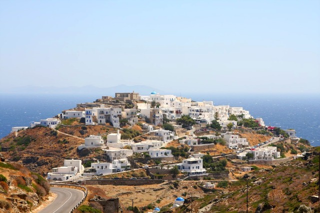 Castle, Sifnos