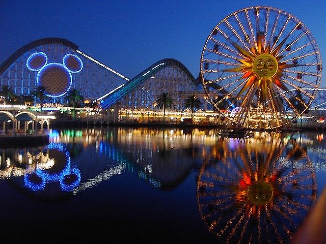 Disneyland, usa