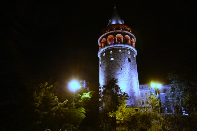 The tower of Galata, istanbul