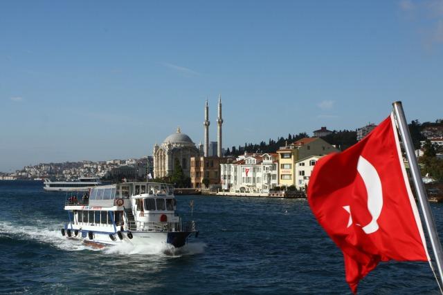 Cruise in the Bosporus