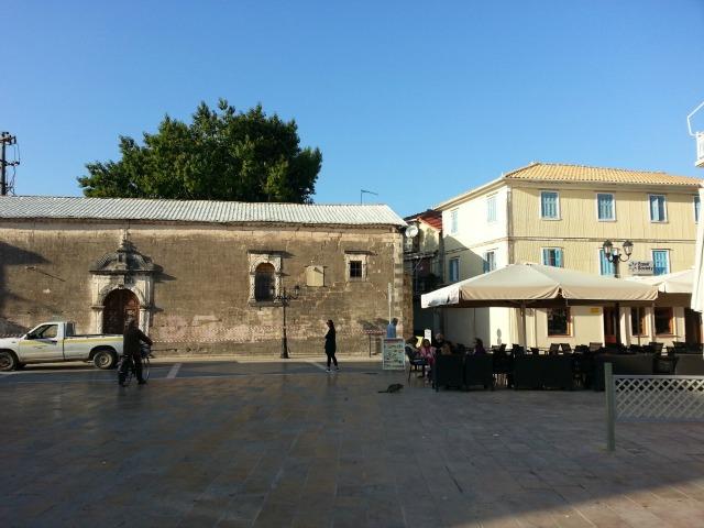 Lefkada square