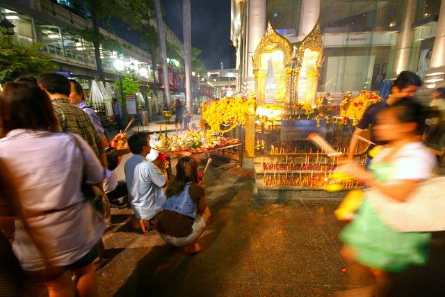 Erawan Shrine, Bangkok