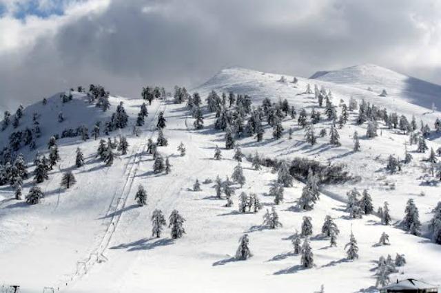 Vassilitsa ski resort