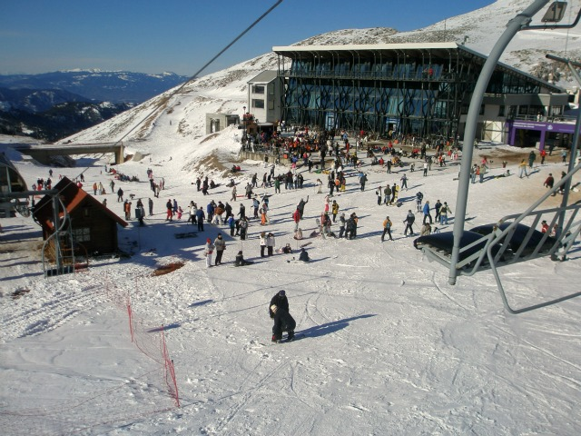 Parnassus ski resosrt