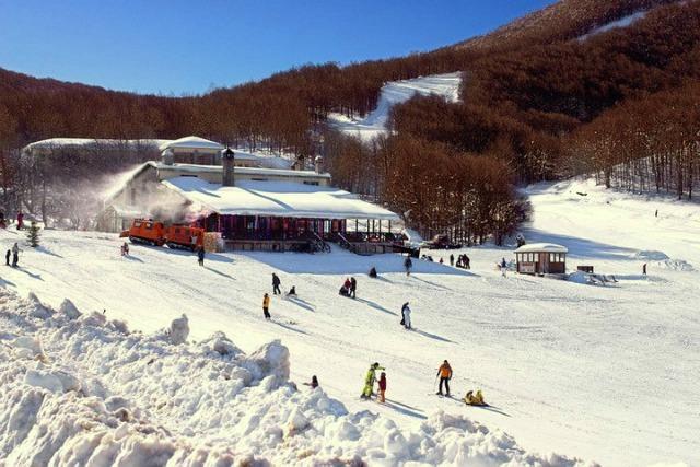 Pisoderi ski resort