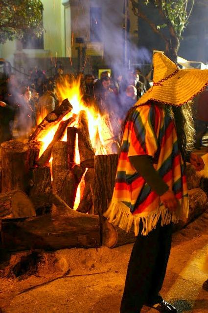Tzamales carnival ioannina