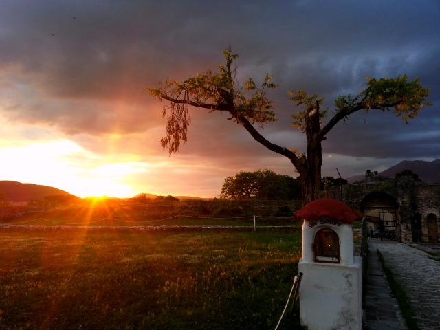 Sunset, Ioannina